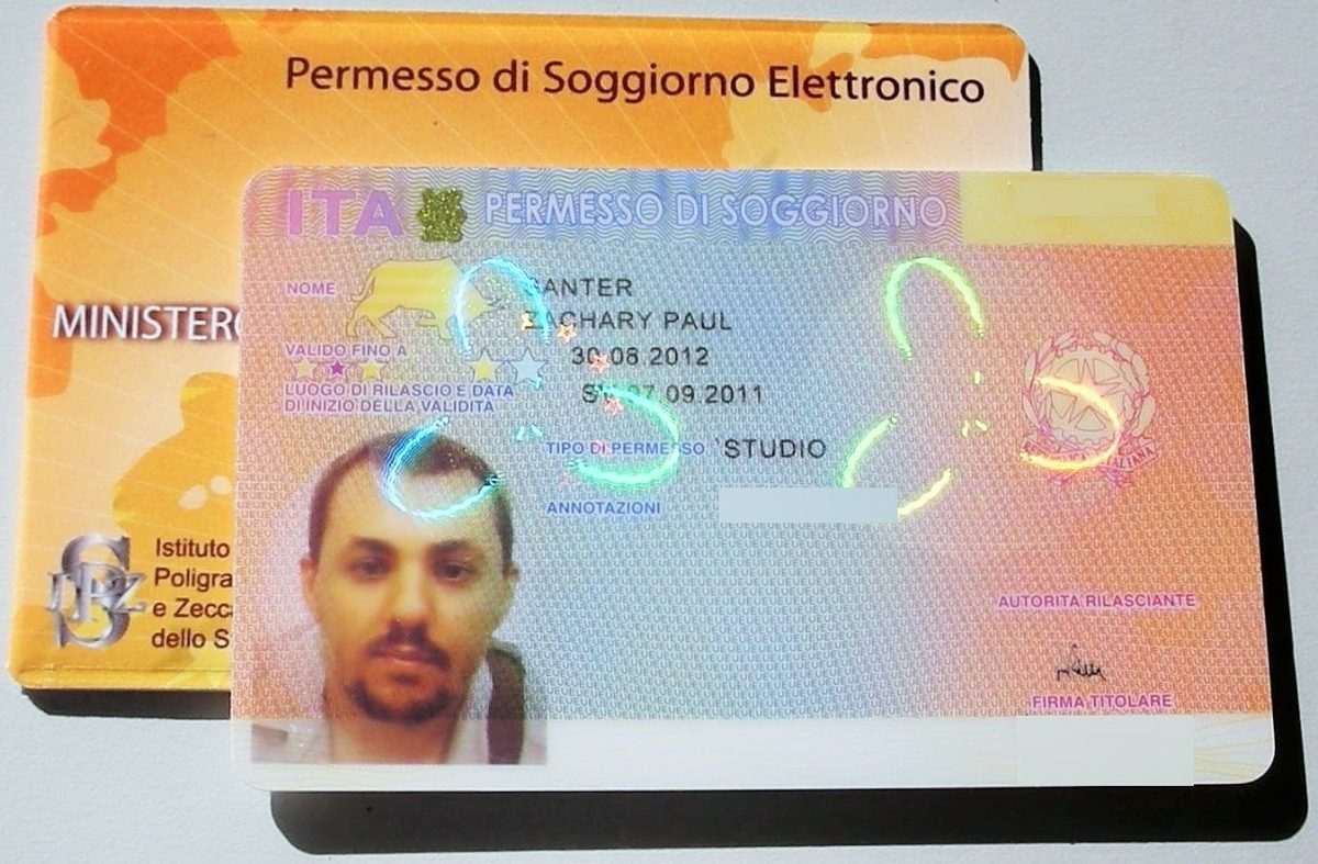 Il permesso di soggiorno - immigrati e stranieri